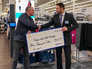 Walmart Partnership with Business Management Academy