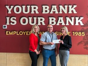 First National Bank Partnership with Business Management Academy