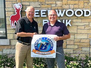Deerwood Bank Partnership with Business Management Academy
