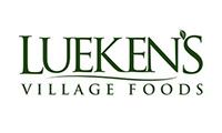 Lueken's Village Foods Logo