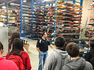 Machatronics Academy at Bemidji High School
