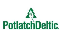 Potlatch Deltic Logo